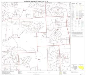 Primary view of object titled '2010 Census County Block Map: Harris County, Block 149'.