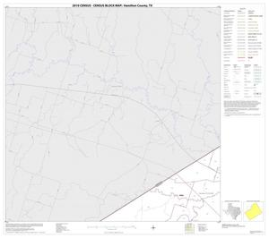 Primary view of object titled '2010 Census County Block Map: Hamilton County, Block 3'.