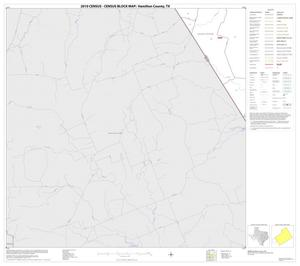 Primary view of object titled '2010 Census County Block Map: Hamilton County, Block 12'.