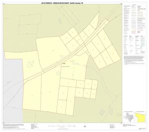 Primary view of object titled '2010 Census County Block Map: Smith County, Inset F01'.
