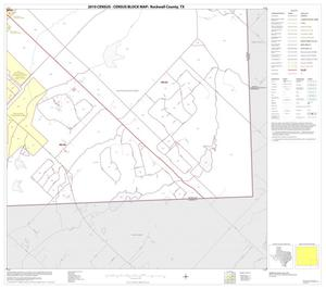 Primary view of object titled '2010 Census County Block Map: Rockwall County, Block 9'.