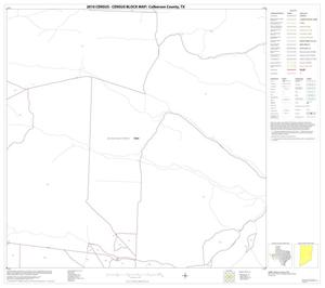 Primary view of object titled '2010 Census County Block Map: Culberson County, Block 23'.