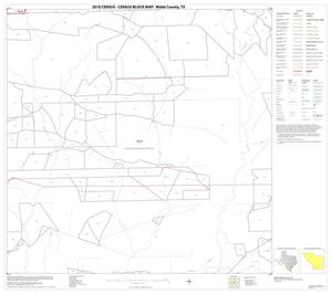 Primary view of object titled '2010 Census County Block Map: Webb County, Block 49'.