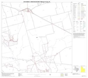 Primary view of object titled '2010 Census County Block Map: Wilbarger County, Block 11'.