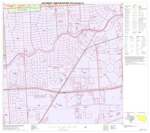 Primary view of object titled '2010 Census County Block Map: Harris County, Block 235'.