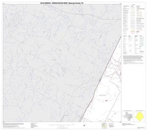 Primary view of object titled '2010 Census County Block Map: Bastrop County, Block 4'.