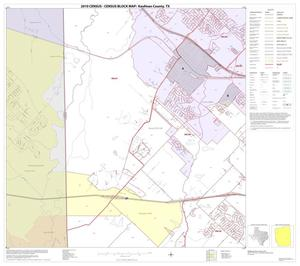 Primary view of object titled '2010 Census County Block Map: Kaufman County, Block 6'.