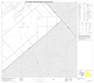 Primary view of object titled '2010 Census County Block Map: Atascosa County, Block 24'.