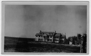 [A. Deussen House, Deussendale Farm, located west of Ponder]