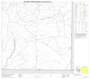 Primary view of object titled '2010 Census County Block Map: Armstrong County, Block 10'.