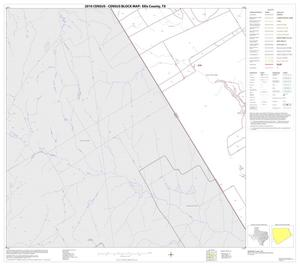 Primary view of object titled '2010 Census County Block Map: Ellis County, Block 29'.