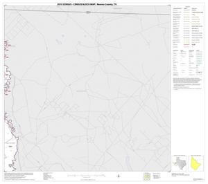 Primary view of object titled '2010 Census County Block Map: Reeves County, Block 14'.