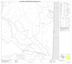 Primary view of object titled '2010 Census County Block Map: Walker County, Block 20'.