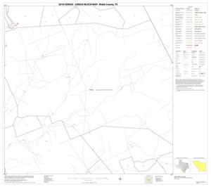 Primary view of object titled '2010 Census County Block Map: Webb County, Block 20'.
