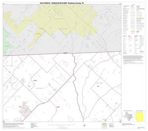 Primary view of object titled '2010 Census County Block Map: Kaufman County, Block 2'.
