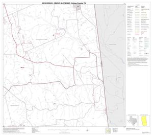 Primary view of object titled '2010 Census County Block Map: Grimes County, Block 12'.