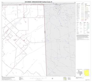 Primary view of object titled '2010 Census County Block Map: Kaufman County, Block 5'.