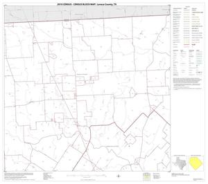 Primary view of object titled '2010 Census County Block Map: Lavaca County, Block 2'.