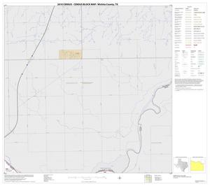 Primary view of object titled '2010 Census County Block Map: Wichita County, Block 4'.
