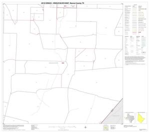 Primary view of object titled '2010 Census County Block Map: Reeves County, Block 40'.