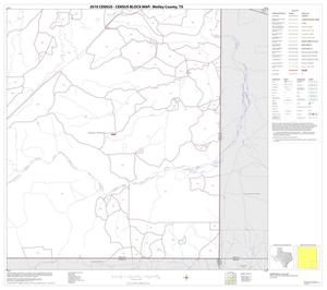 Primary view of object titled '2010 Census County Block Map: Motley County, Block 9'.