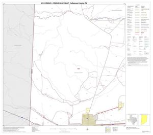 Primary view of object titled '2010 Census County Block Map: Culberson County, Block 37'.