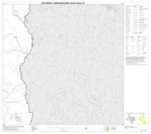 Primary view of object titled '2010 Census County Block Map: Brazos County, Block 9'.