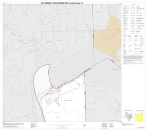 Primary view of object titled '2010 Census County Block Map: Cooke County, Block 2'.