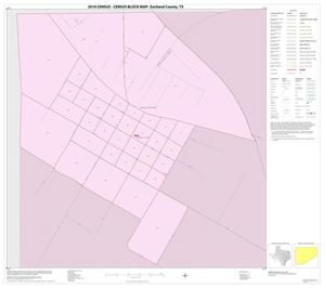 Primary view of object titled '2010 Census County Block Map: Eastland County, Inset E01'.