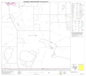Primary view of object titled '2010 Census County Block Map: Concho County, Block 15'.