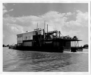 Primary view of object titled '[Drilling Barge Slay]'.