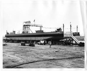 "Primary view of object titled '[Ferry Boat ""Caroni""]'."