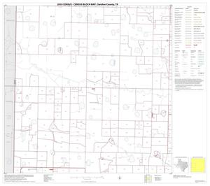 Primary view of object titled '2010 Census County Block Map: Swisher County, Block 4'.