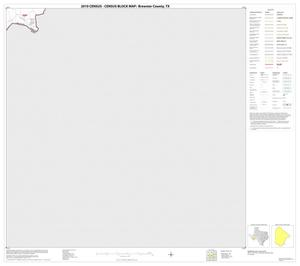 Primary view of object titled '2010 Census County Block Map: Brewster County, Block 101'.