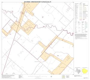 Primary view of object titled '2010 Census County Block Map: Fort Bend County, Block 48'.