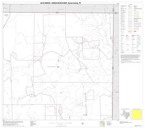 Primary view of object titled '2010 Census County Block Map: Garza County, Block 3'.