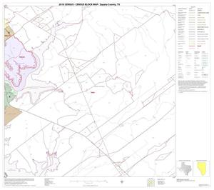 Primary view of object titled '2010 Census County Block Map: Zapata County, Block 14'.
