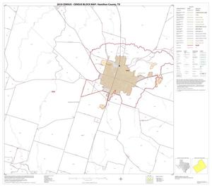 Primary view of object titled '2010 Census County Block Map: Hamilton County, Block 9'.