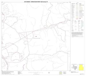 Primary view of object titled '2010 Census County Block Map: Real County, Block 31'.