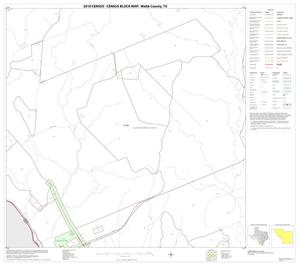 Primary view of object titled '2010 Census County Block Map: Webb County, Block 27'.