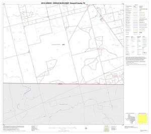 Primary view of object titled '2010 Census County Block Map: Howard County, Block 14'.