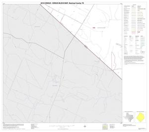 Primary view of object titled '2010 Census County Block Map: Bastrop County, Block 31'.