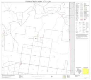 Primary view of object titled '2010 Census County Block Map: Knox County, Block 8'.