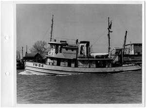"Primary view of object titled '[Tugboat ""YN-54""]'."