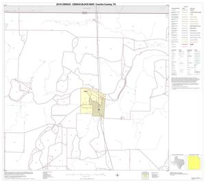 Primary view of object titled '2010 Census County Block Map: Concho County, Block 2'.