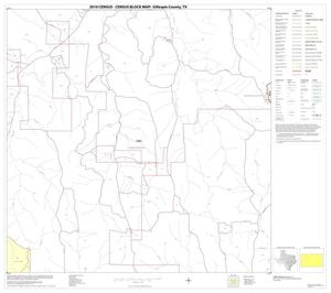 Primary view of object titled '2010 Census County Block Map: Gillespie County, Block 8'.