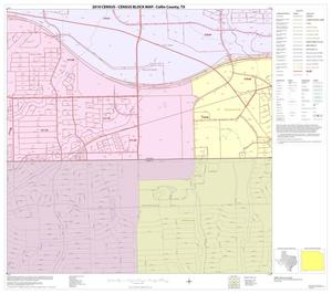 Primary view of object titled '2010 Census County Block Map: Collin County, Block 94'.