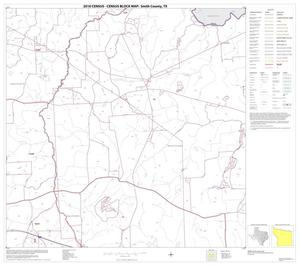 Primary view of object titled '2010 Census County Block Map: Smith County, Block 7'.