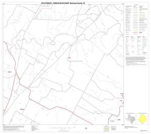 Primary view of object titled '2010 Census County Block Map: Bastrop County, Block 23'.