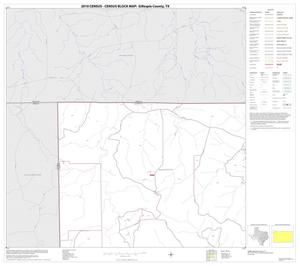 Primary view of object titled '2010 Census County Block Map: Gillespie County, Block 1'.